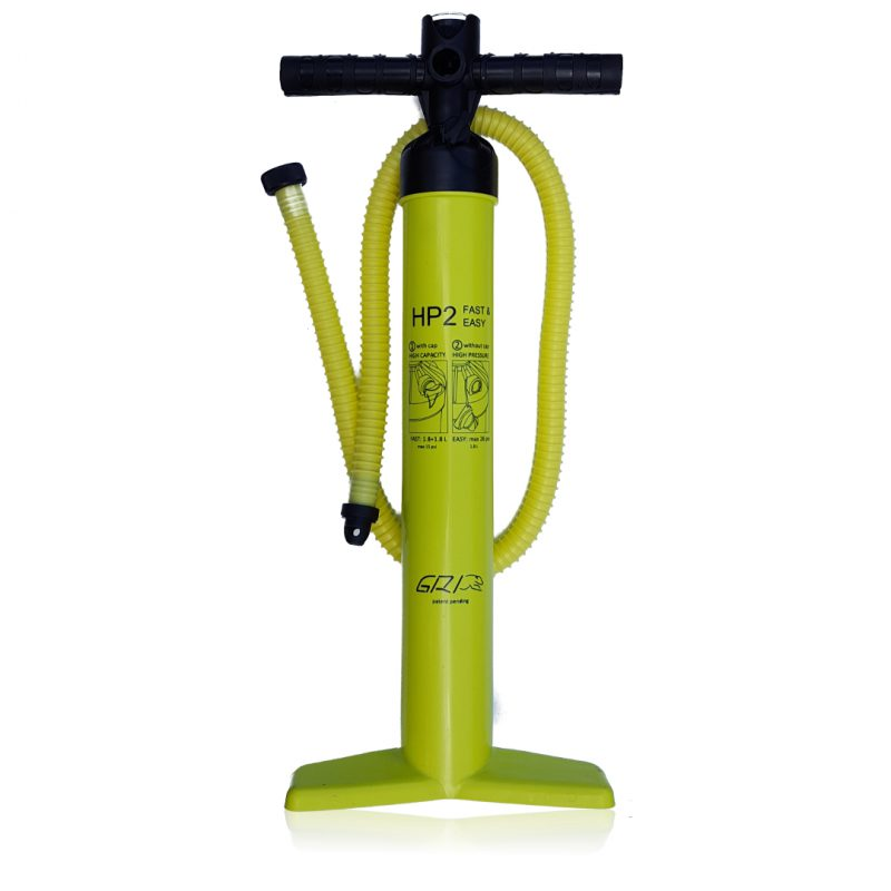 Yster SUP pump for inflatable SUP