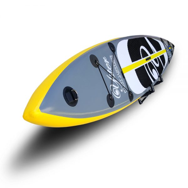 Yster ISUP 12'6x 30 Adv GY -Nose