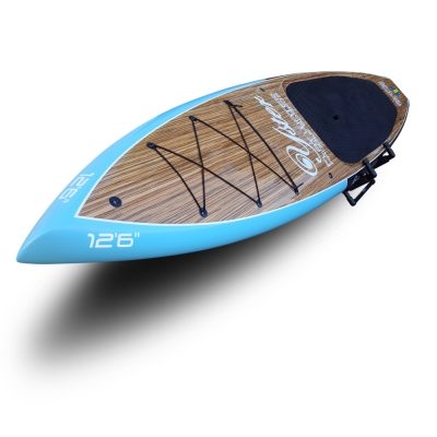Yster SUP 12'6x29 All Wood SUP bräda