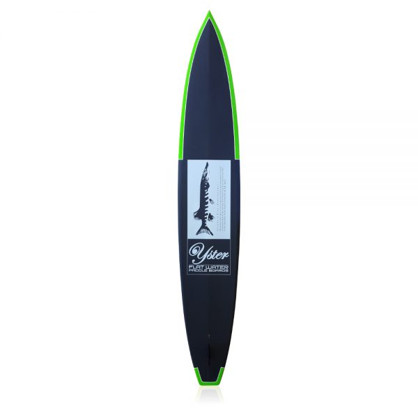 Yster SUP 14'x28 Naked Carbon 2018 Bottom