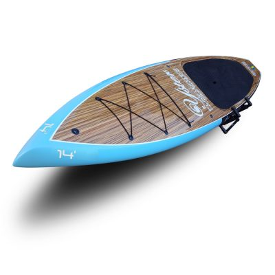 "Yster SUP 14'x28"" All Wood touring sup"