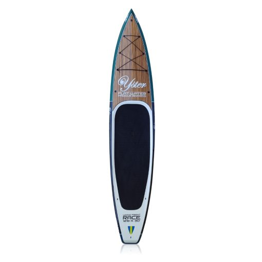 Yster 12'6 Wood Front Top