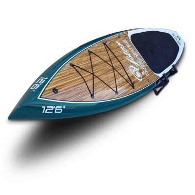 Yster SUP 12'6 Wood Front SUP board